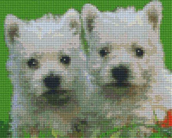 Pixelhobby Klassik Set - West Highland Terrier