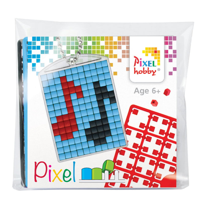 Pixelhobby Medaillon Set - Noten