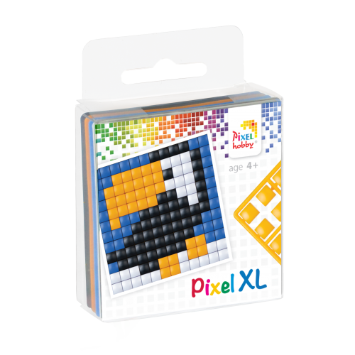 Pixelhobby XL Fun Pack - Tukan