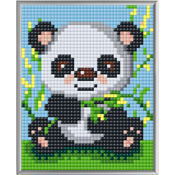 Pixelhobby XL 4BP Set - Panda