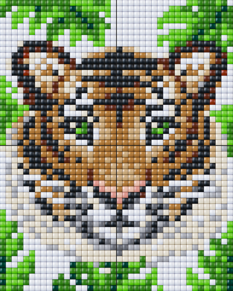 Pixelhobby XL 4BP Set - Tiger