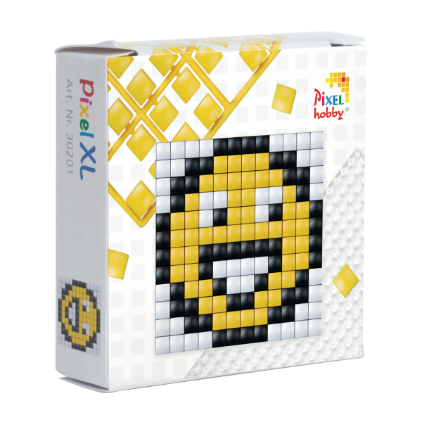 Pixelhobby XL Starterset - Smiley