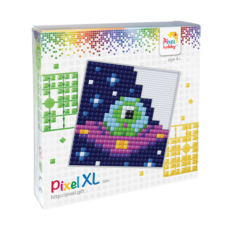 Pixel XL Set - Alien