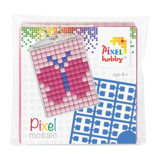 Pixelhobby Medaillon Set - Schmetterling