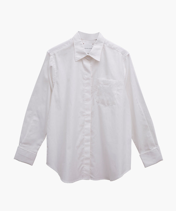 La Coronel Shirt in Cotton