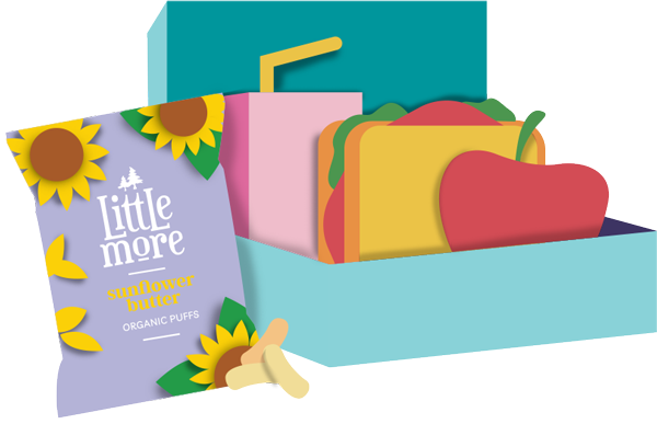 Simple Tips For Travel With Kids - Littlemore Organic Snack Puffs