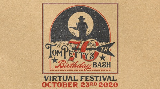 Tom Petty 70th Birthday Bash, airing Friday October 23rd at 7pm