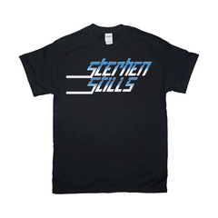 Stephen Stills Retro Logo T-Shirt