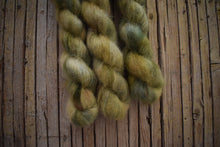 Load image into Gallery viewer, Oak Forest - Silky Mohair, hand dyed.