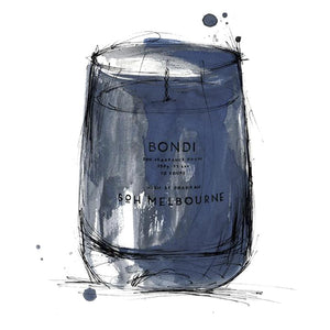 Bondi | Luxury Candle Large 350g