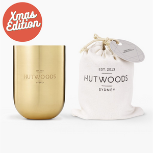 Baked Apple, Cinnamon and Vanilla Large Candle 350g | Christmas Edition