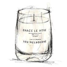 Load image into Gallery viewer, Grace Le Rose | Luxury Candle Large 350g