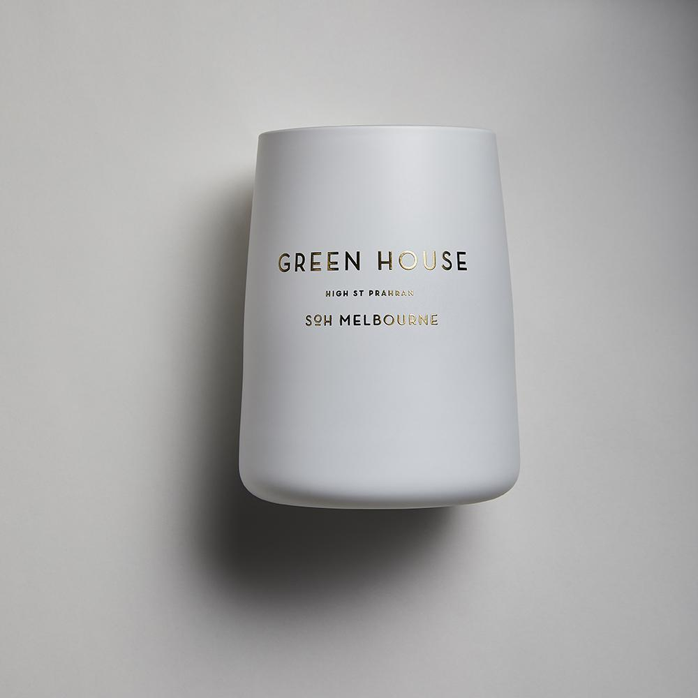 Green House | Luxury Candle Large 350g