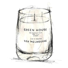 Load image into Gallery viewer, Green House | Luxury Candle Large 350g