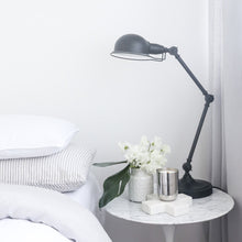 Load image into Gallery viewer, Hutwoods candle luxury vessel on bedside