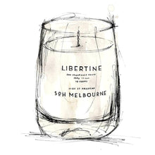 Load image into Gallery viewer, Libertine | Luxury Candle Large 350g