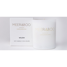 Load image into Gallery viewer, Meeraboo white matte jar and gift box