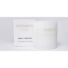 Load image into Gallery viewer, Neroli and Cedar leaf Large Candle 300g