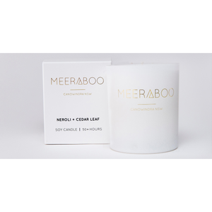 Neroli and Cedar leaf Large Candle 300g