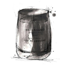Load image into Gallery viewer, Mr. Rosado | Luxury Candle Large 350g
