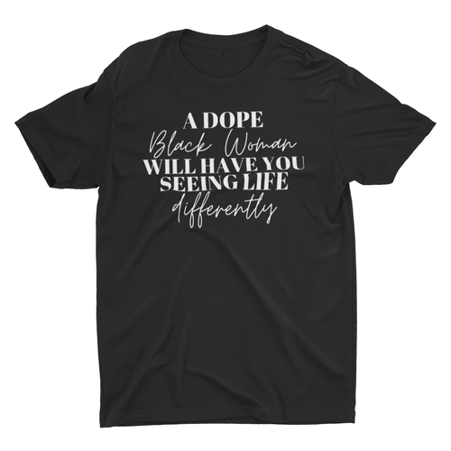 See Differently Tee - Culture Vibes