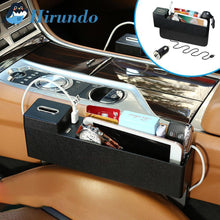 Laden Sie das Bild in den Galerie-Viewer, Hirundo Car Seat Crevice Storage Box