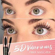 Laden Sie das Bild in den Galerie-Viewer, 5D Voluminous Fiber Mascara