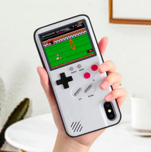 Laden Sie das Bild in den Galerie-Viewer, Retro Gaming iPhone Case (36 Classic Games)