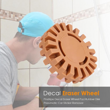 Laden Sie das Bild in den Galerie-Viewer, Tool-Pro™ Decal Eraser Removal Wheel Kit