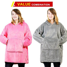 Laden Sie das Bild in den Galerie-Viewer, Ultra Soft & Cozy Blanket Sweatshirt
