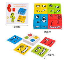 Laden Sie das Bild in den Galerie-Viewer, (Hot recommended)Early childhood education logic training thinking board game toy