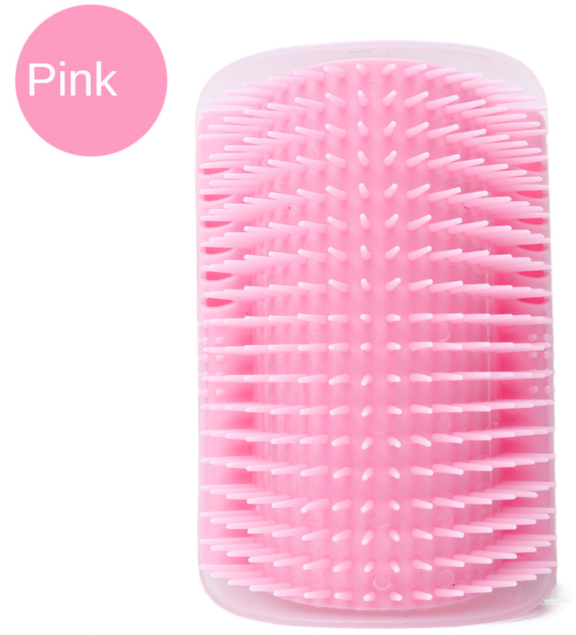 Cat comb massage corner brush