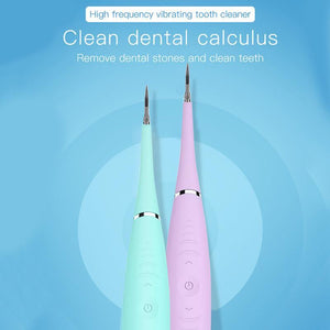 SonicSmiles™ Ultrasonic Tooth Cleaner