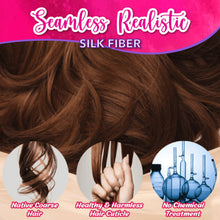 Laden Sie das Bild in den Galerie-Viewer, SilkTop™ Seamless Hair Topper 1688