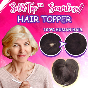 SilkTop™ Seamless Hair Topper 1688