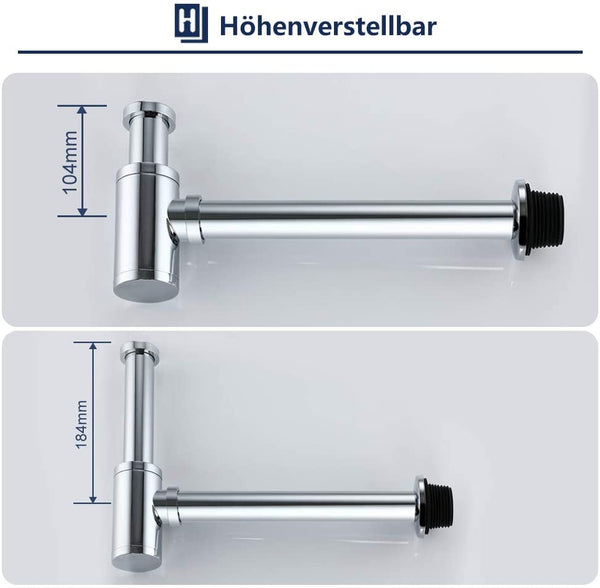 Siphon Edelstahl homelody