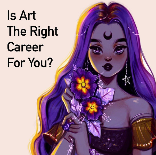 Is Art the Right Career for You?