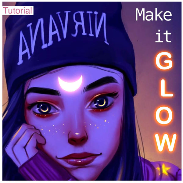 How to make it GLOW