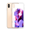 Load image into Gallery viewer, Music Girl iPhone Case- Different sizes available