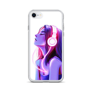 Music Girl iPhone Case- Different sizes available