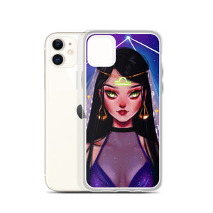 Libra iPhone Case- Available for different models