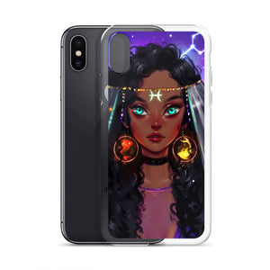Pisces iPhone Case- Available for different models