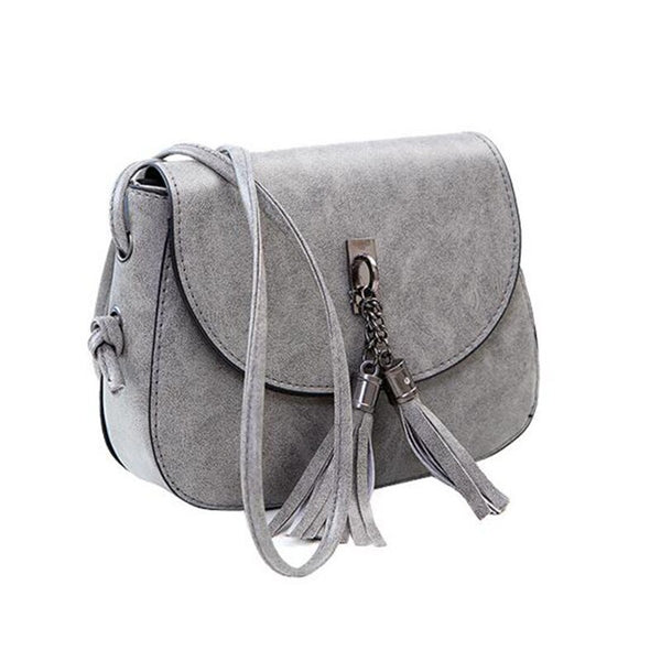Skylar Crossbody Gray