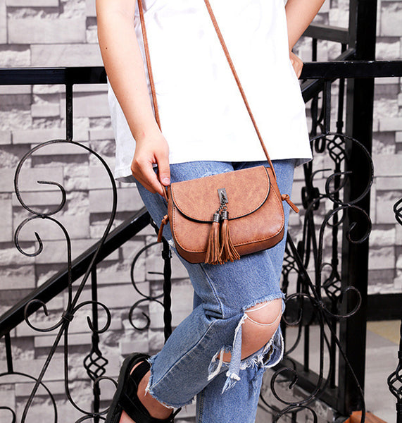 Skylar Crossbody Brown