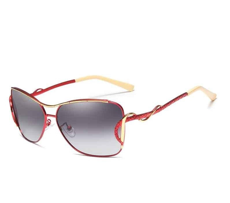 Posh Designer Polarized Sunglasses