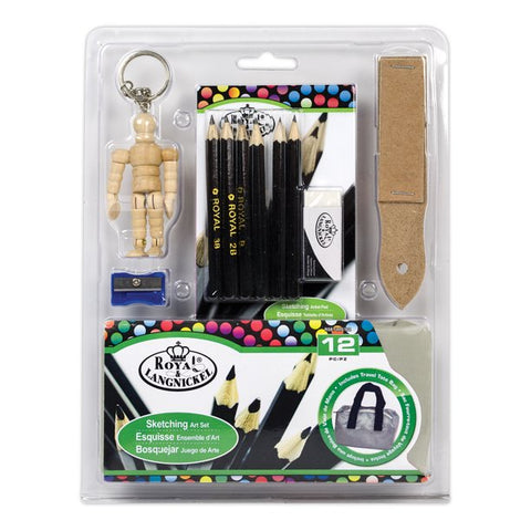 ROYAL MINI ART SKETCHING SET