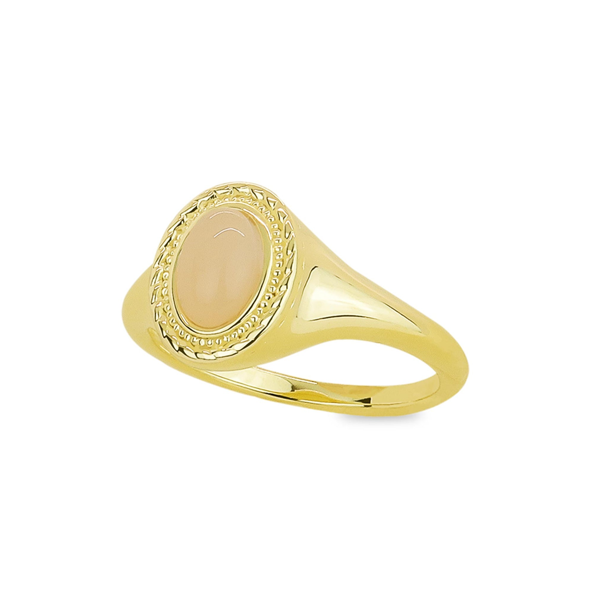 Del Mar Ornate Ring - Evertess Jewelry
