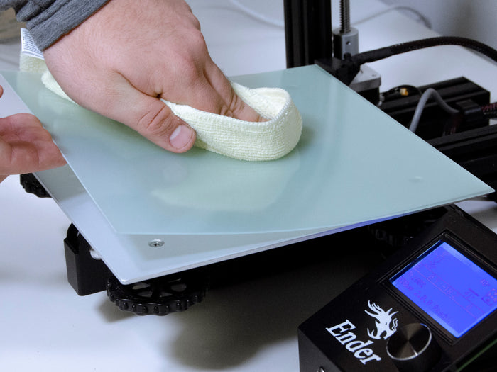 ASK QUINLY: Why do I have to adhere the VAAPR bed directly to my Ender 3?