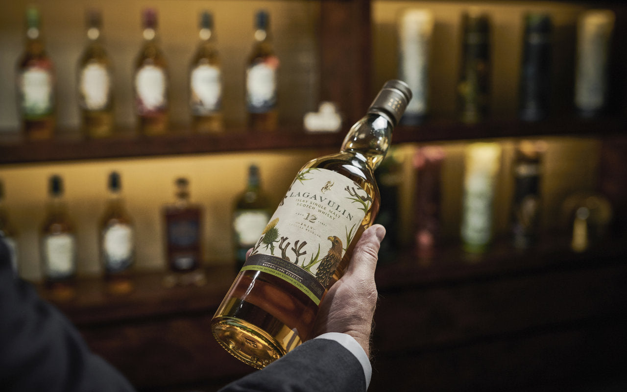 Lagavulin 12 Year Old Special Release 2020