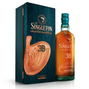 The Singleton of Glen Ord 38 Year Old